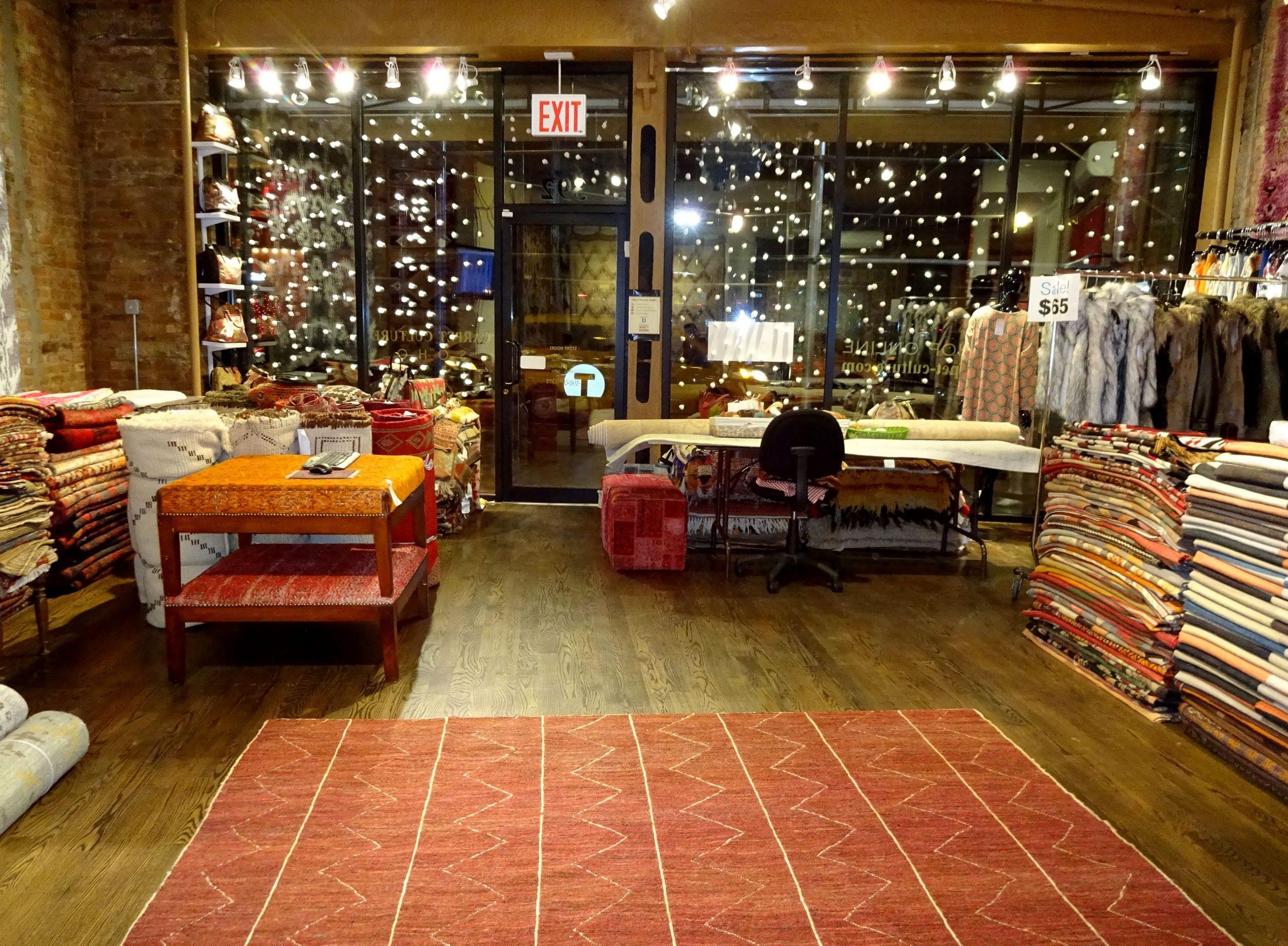 Rug Store Soho